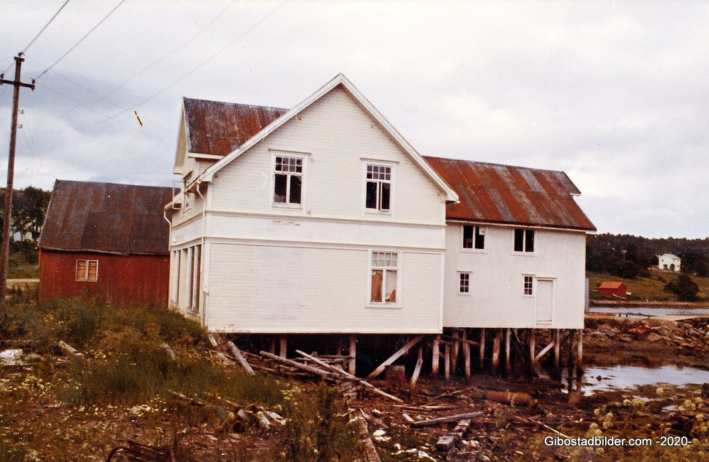 Gamle Gibostad 1975