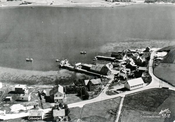 Gibostad ca 1948.