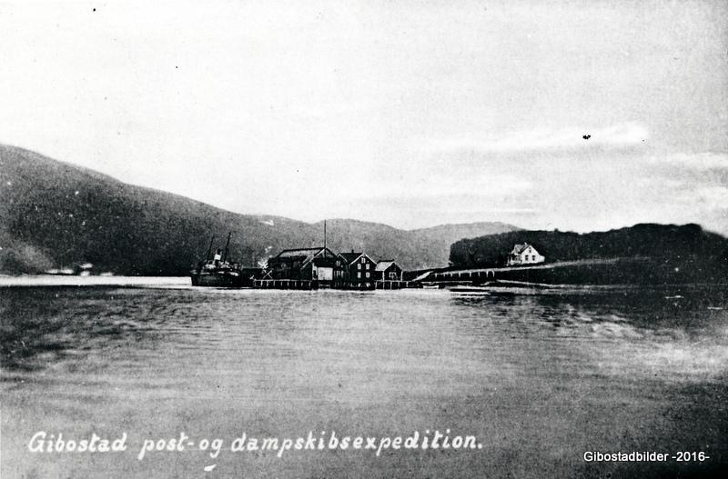 Post-og-dampskibsexpedisjonen ca 1912. Ukjent utgiver