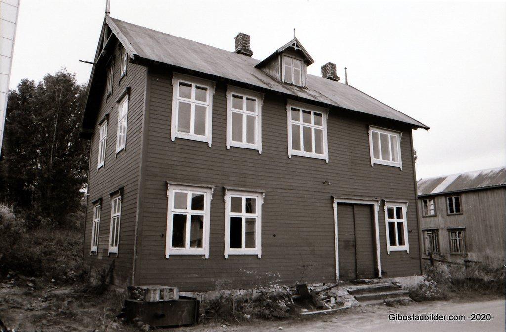 Gamle Gibostad 1973-1974
