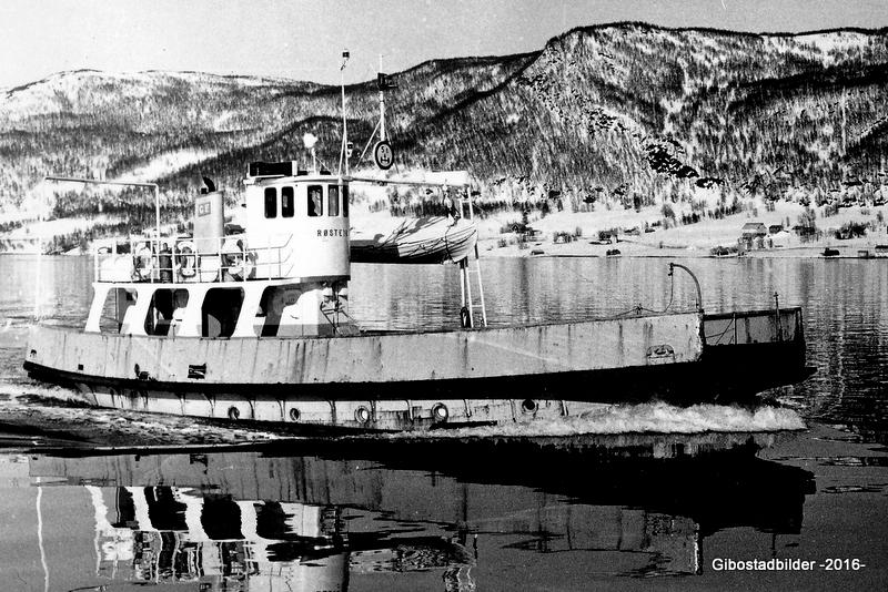 Røstein ca 1974. Foto av Steinar Henriksen
