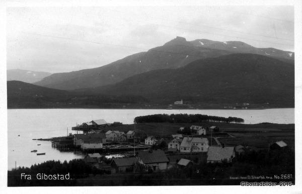 Gibostad ca 1922. O Skarbø nr 2681